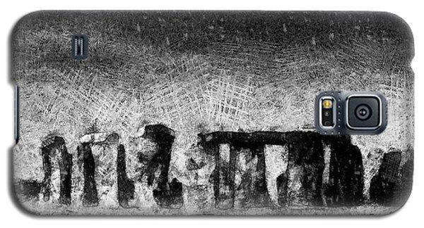 Stonehenge At Dusk Galaxy S5 Case