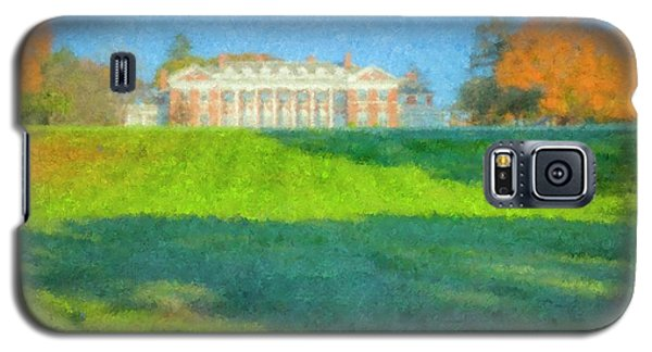 Stonehill College In October Galaxy S5 Case