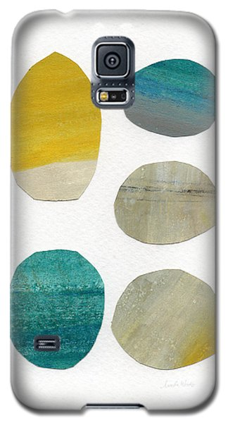 Stones- Abstract Art Galaxy S5 Case
