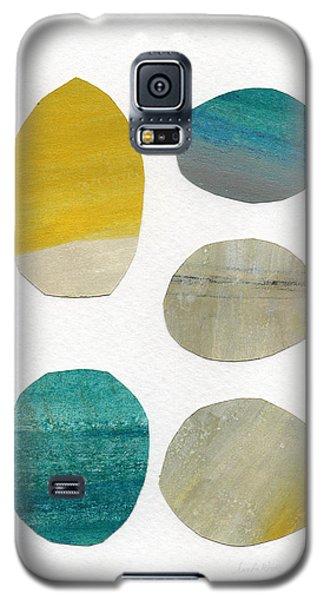 Stones- Abstract Art Galaxy S5 Case