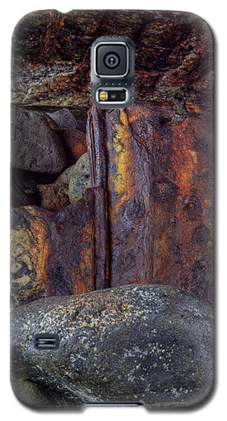 Rusted Stones 2 Galaxy S5 Case