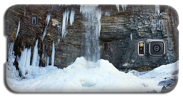 Stony Kill Falls In February #2 Galaxy S5 Case
