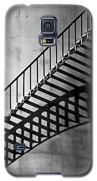 Storage Stairway Galaxy S5 Case by Christopher McKenzie