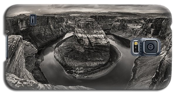 Storm At Horseshoe Bend Galaxy S5 Case