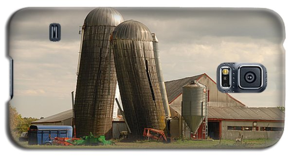 Storm At The Farm Galaxy S5 Case