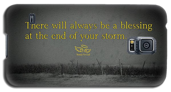 Storm Blessings Galaxy S5 Case