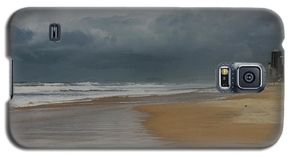 Storm Brewing On The Gold Coast Galaxy S5 Case