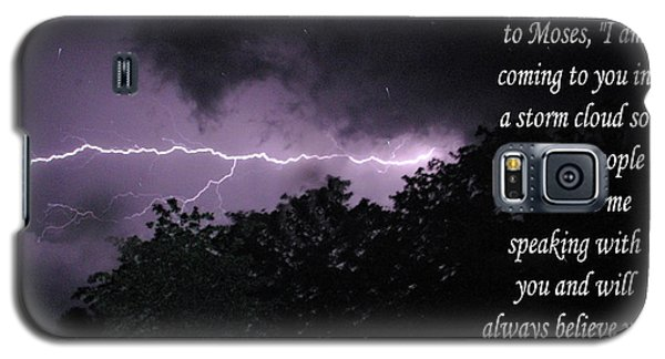 Storm Cloud Galaxy S5 Case by Robyn Stacey