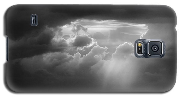 Storm Clouds Clearing Galaxy S5 Case