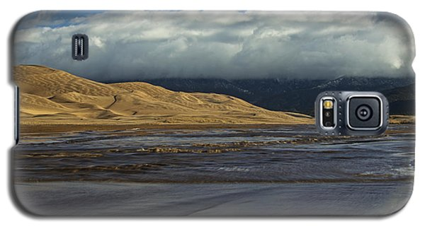 Storm Clouds Great Sand Dunes National Park Galaxy S5 Case