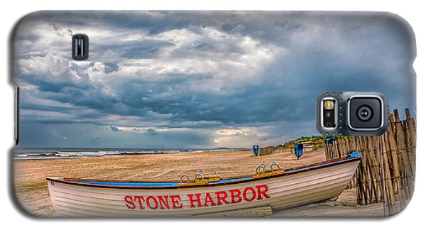 Storm Clouds In Stone Harbor Galaxy S5 Case