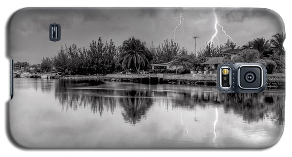 Storm In Paradise Galaxy S5 Case