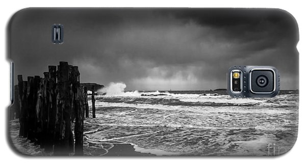 Storm In Saint-malo Galaxy S5 Case
