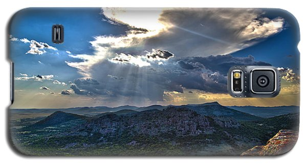 Storm In The Heavens Galaxy S5 Case