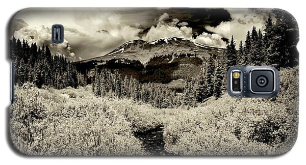 Storm In The Highlands, Summit County, Colorado Galaxy S5 Case