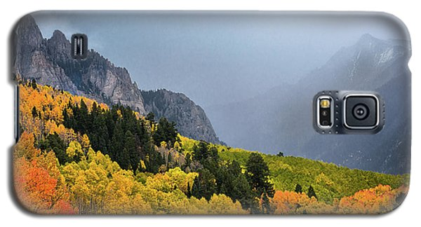 Storm On Million Dollar Highway Galaxy S5 Case