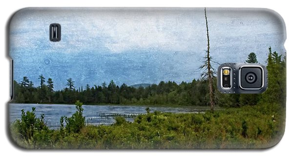 Storm On Raquette Lake Galaxy S5 Case