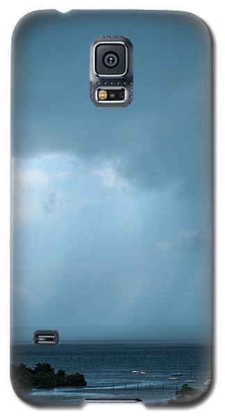 Storm On The Bay Galaxy S5 Case
