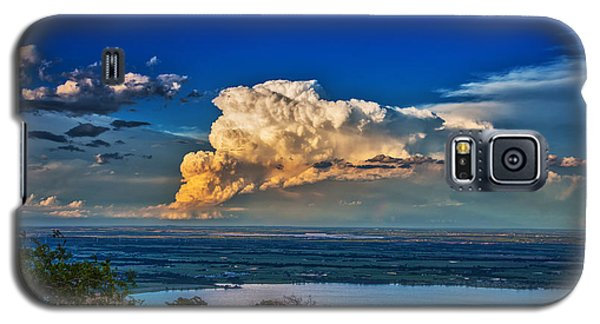 Storm On The Horizon Galaxy S5 Case