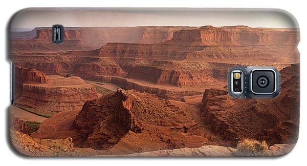 Storm Over Canyonlands Galaxy S5 Case