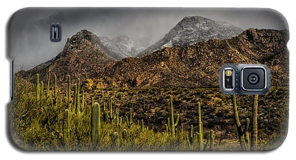 Storm Over Catalinas 15 Galaxy S5 Case