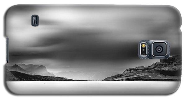 Storm Over Jasper Lake Galaxy S5 Case by Dan Jurak