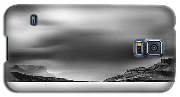 Storm Over Jasper Lake Galaxy S5 Case