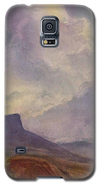 Storm Over Pedernal Galaxy S5 Case