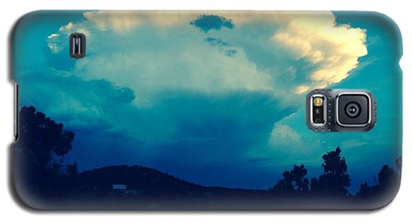 Storm Over Santa Fe Galaxy S5 Case
