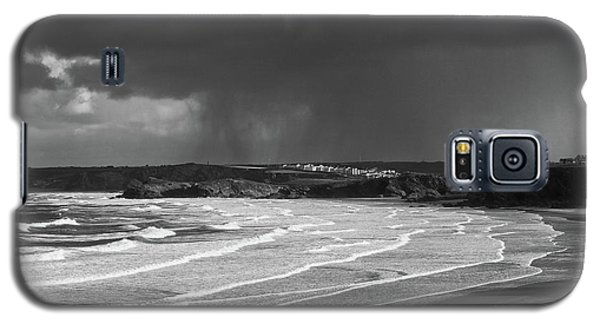 Galaxy S5 Case featuring the photograph Storm  Over The Bay by Nicholas Burningham