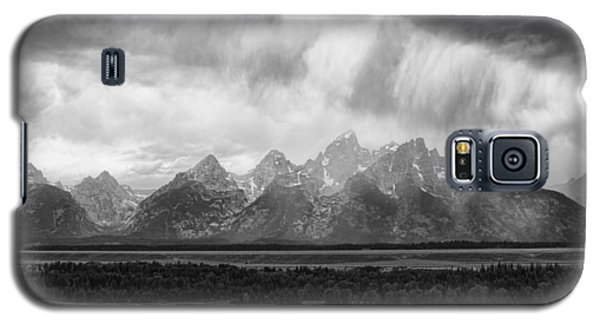 Storm Over Tres Tetons Galaxy S5 Case