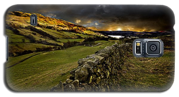 Storm Over Windermere Galaxy S5 Case