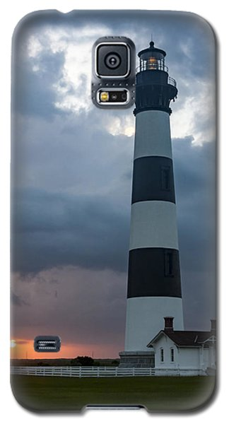 Storm Passes Bodie Island Lighthouse Galaxy S5 Case
