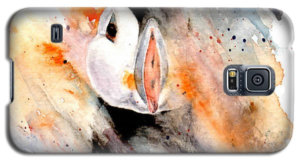 Storm Puffin Galaxy S5 Case