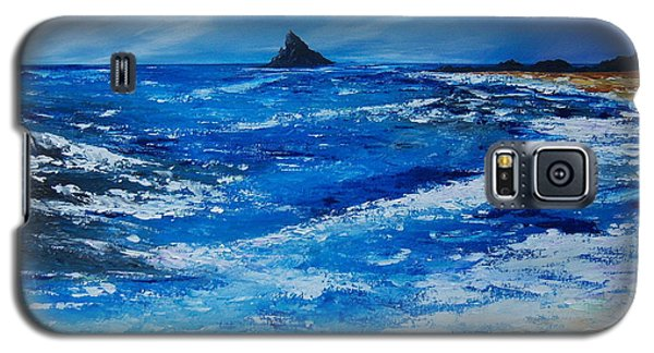 Storm To The East Of The Skellig Galaxy S5 Case