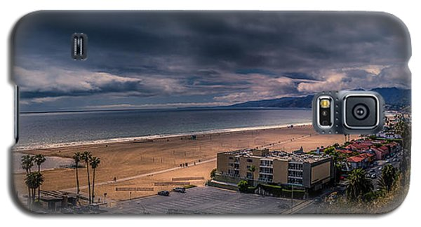 Storm Watch Over Malibu - Panarama  Galaxy S5 Case