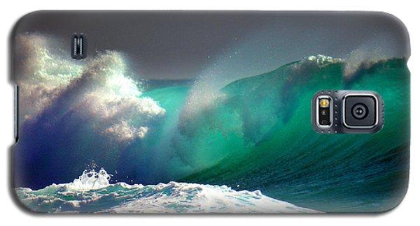 Storm Wave Galaxy S5 Case