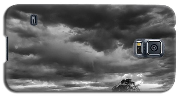 Galaxy S5 Case featuring the photograph Storms Clouds Passing by Monte Stevens