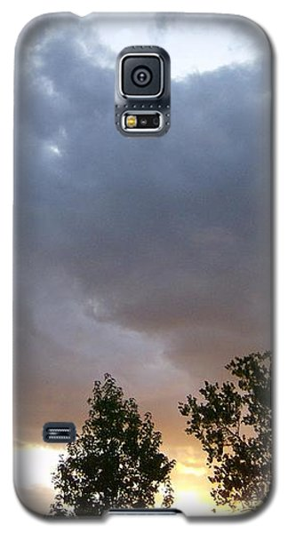 Storms On The Horizon Galaxy S5 Case by Skyler Tipton