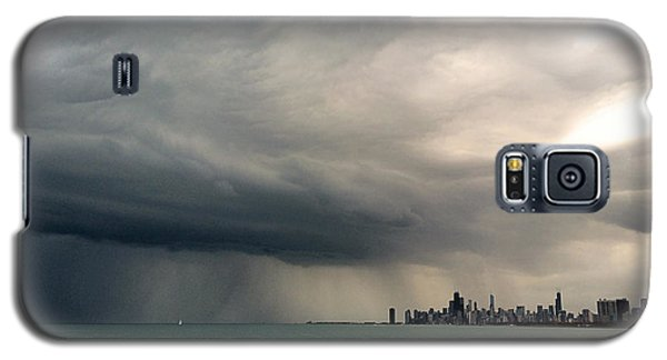 Storms Over Chicago Galaxy S5 Case