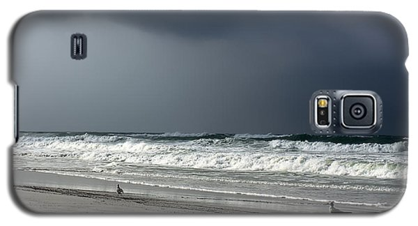 Galaxy S5 Case featuring the photograph Stormy by Debra Forand