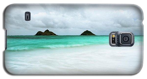 Stormy Lanikai Galaxy S5 Case