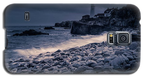 Stormy Lighthouse 2 Galaxy S5 Case