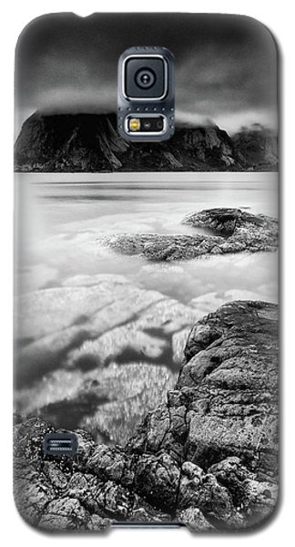 Stormy Lofoten Galaxy S5 Case