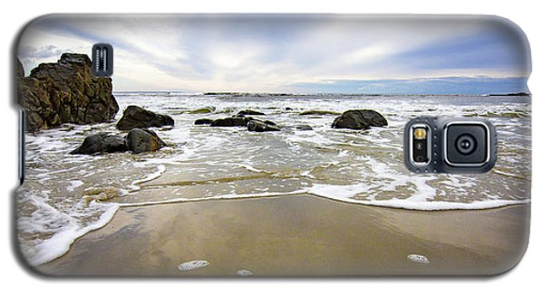 Stormy Maine Morning #1 Galaxy S5 Case