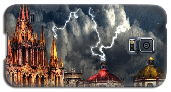 Stormy Night Galaxy S5 Case