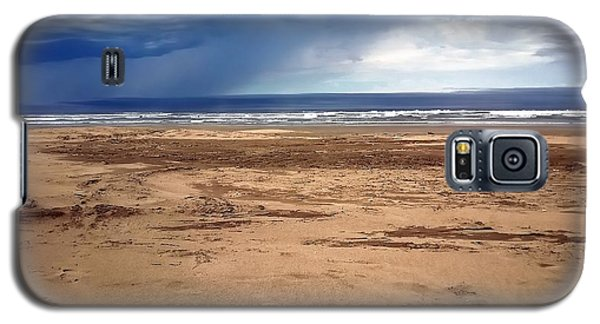Stormy Nye Beach Galaxy S5 Case by Jerry Sodorff