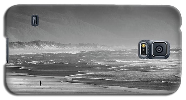 Stormy Oceanside Oregon Galaxy S5 Case