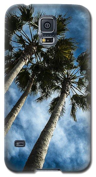 Stormy Palms 1 Galaxy S5 Case