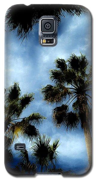 Stormy Palms 2 Galaxy S5 Case